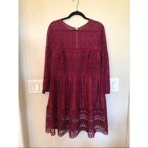 ASOS Lace Mini Dress